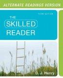 Skilled Reader, The, Alternate Edition with NEW MyReadingLab with eText -- Access Card Packa...