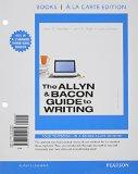 Allyn & Bacon Guide to Writing,The, Books a la Carte Edition (7th Edition)