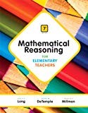 Mathematical Reasoning for Elementary Teachers Plus NEW MyLab Math with Pearson eText -- Acc...