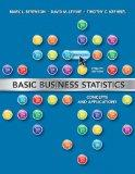 Basic Business Statistics Plus MyStatLab -- Access Card Package (12th Edition)
