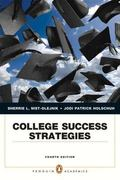 College Success Strategies Plus NEW MyStudentSuccessLab 2013 Update -- Access Card Package