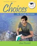 Choices for College Success Plus NEW MyStudentSuccessLab 2013 Update -- Access Card Package