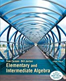 Elementary and Intermediate Algebra, Plus NEW MyLab Math with Pearson eText -- Access Card P...