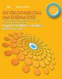 MyMathLab eCourse for Trigsted/Bodden/Gallaher Developmental Math: Basic Math, Beg & Interm ...