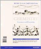 Chemistry: Structures and Properties, Books a la Carte Plus MasteringChemistry with eText --...