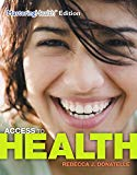 Access to Health Plus MasteringHealth with EText -- Access Card Package