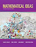 Mathematical Ideas plus MyLab Math -- Access Card Package (13th Edition)