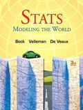 Stats : Modeling the World Plus NEW MyStatLab with Pearson EText -- Access Card Package