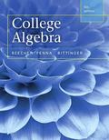 College Algebra Plus MyMathLab with Pearson EText -- Access Card Package, College Algebra