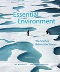 Essential Environment: The Science behind the Stories Plus MasteringEnvironmentalScience wit...