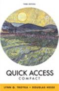 Quick Access Brief Plus MyWritingLab with eText -- Access Card Package (3rd Edition)