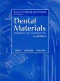 Dental Materials: Instructors Manual