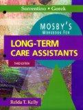 Mosby's Workbook for Long-Term Care Assistants, 3e