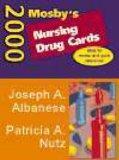 Mosby's 2000 Nursing Drug Cards