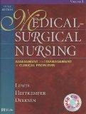 Medical-Surgical Nursing: Assessment and Management of Clinical Problems (2 Volume Set)