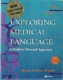 Exploring Medical Language: A Student Directed Approach