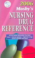 Mosby's Nursing Drug Ref.-2006-w/cd