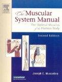 The Muscular System Manual - Text, Flashcards and Coloring Book Package