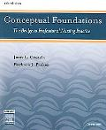 Conceptual Foundations The Bridge to Professional Nursing Practice