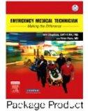 Emergency Medical Technician - Hardcover Text & Workbook Package: Making the Difference, 1e