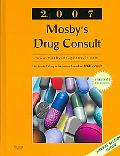 Mosby's Drug Consult 2007