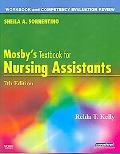 Workbook and Competency Evaluation Review for Mosby's Textbook for Nursing Assistants, 7e