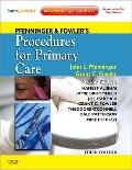 Pfenninger and Fowler's Procedures for Primary Care, 3e (Pfenninger, Pfenniger and Fowler's ...