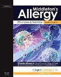 Middleton's Allergy: Principles and Practice E-Dition, 2 Vol. Set