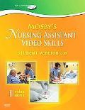 Mosby's Nursing Assistant Video Skills - Student Version DVD 3.0