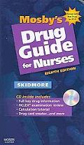 Mosby's Drug Guide for Nurses with 2010 Update - Text and E-Book Package, 8e
