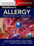 Middleton's Allergy: Principles and Practice (Expert Consult Premium Edtion - Enhanced Onlin...