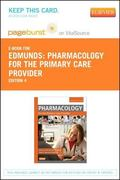 Pharmacology for the Primary Care Provider - Pageburst e-Book on VitalSource (Retail Access ...