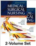 Medical-Surgical Nursing - 2-Volume Set: Assessment and Management of Clinical Problems, 9e ...