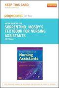 Mosby's Textbook for Nursing Assistants - Soft Cover Version - Pageburst e-Book on Kno (Reta...