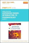 Introduction to Pharmacology - Pageburst e-Book on Kno (Retail Access Card)