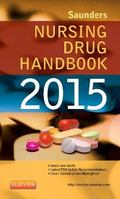 Saunders Nursing Drug Handbook 2015, 1e