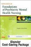 Varcarolis' Foundations of Psychiatric Mental Health Nursing - Text and Elsevier Adaptive Le...