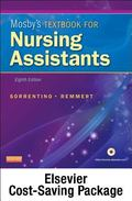 Mosby's Textbook for Nursing Assistants (Soft Cover Version) - Text and Mosby's Nursing Assi...