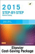 Step-By-Step Medical Coding 2015 Edition - Text, Workbook, 2015 ICD-9-CM for Hospitals, Volu...