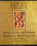 Applications in Human Resource Management: Cases, Exercises and Skill Builders