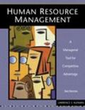 Human Resource Management A Managerial Tool for Competitive Advantage
