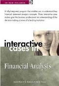 Interactive Cases in Financial Analysis