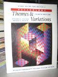 STUDY GUIDE FOR WEITEN'S PSYCHOLOGY: THEMES & VARIATIONS (MONROE COMMUNITY COLLEGE CUSTOM ED...