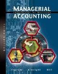 Managerial Accounting: Information for Decisions