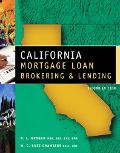 California Mortgage Loan Brokering & Lending