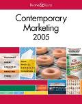 Contemporary Marketing 2005/With Infotrac