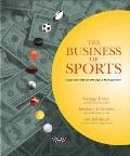 Business Of Sports Text and Cases On Strategy And Management