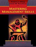 Mastering Management Skills/With Infotrac A Managers Toolkit