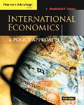 International Economics with Infotrac A Policy Approach