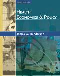 Health Economics and Policy With Economic Applications Access Code
